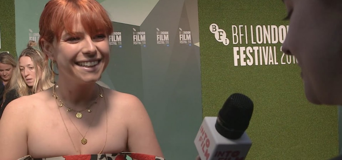 'Wild Rose' at the 62nd BFI London Film Festival