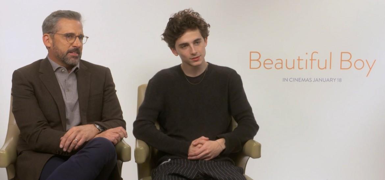 'Beautiful Boy' at the 62nd BFI London Film Festival