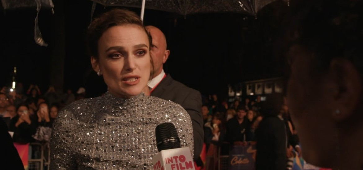 'Colette' at the 62nd BFI London Film Festival