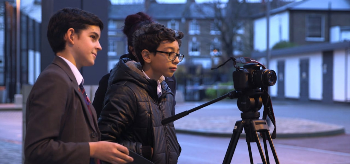 Moving Minds - youth-made films for Children's Mental Health Week