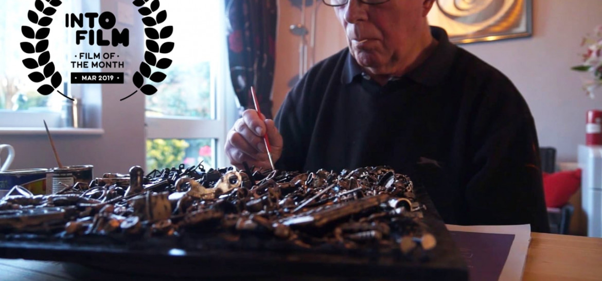 'The Art of Parkinson's' is our latest Film of the Month winner
