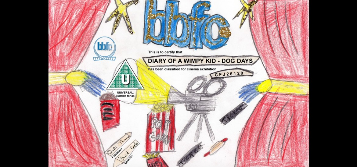 Enter pupils aged 5-18 in the BBFC's Black Card Competition!