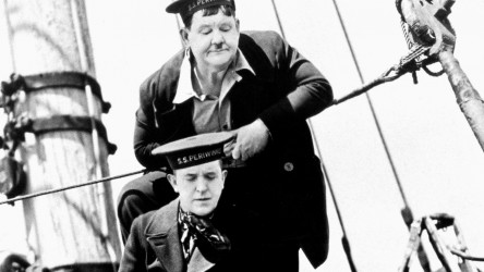 Laurel and Hardy - Our Relations