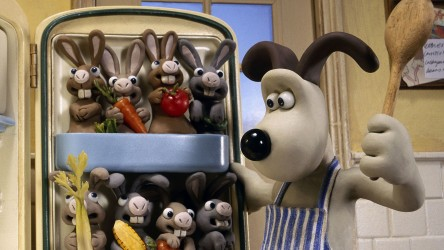 Wallace & Gromit - The Curse Of The Were-Rabbit