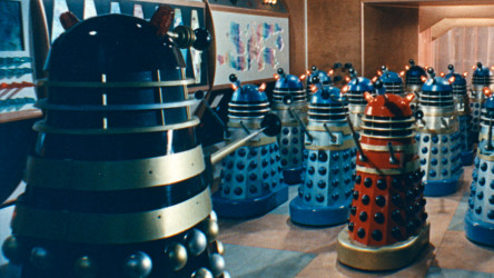 Doctor Who and the Daleks - Invasion Earth 2150 A.D.