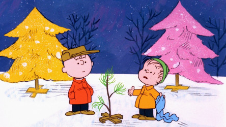 A Charlie Brown Christmas / I Want A Dog For Christmas