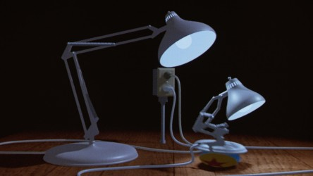 Pixar Shorts Volume 1: Luxo Jr.