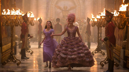 The Nutcracker and the Four Realms