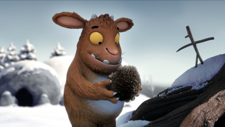 Double-bill: The Gruffalo & The Gruffalo's Child