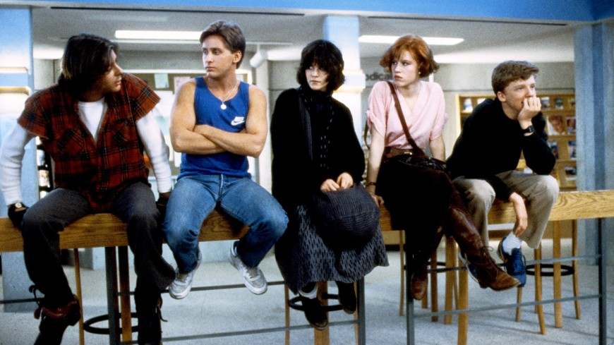 breakfast club summary 'the breakfast club' movie summary on saturday march 24, 1984, five students:  a brain, a princess, a basket case, a criminal, and an athlete.