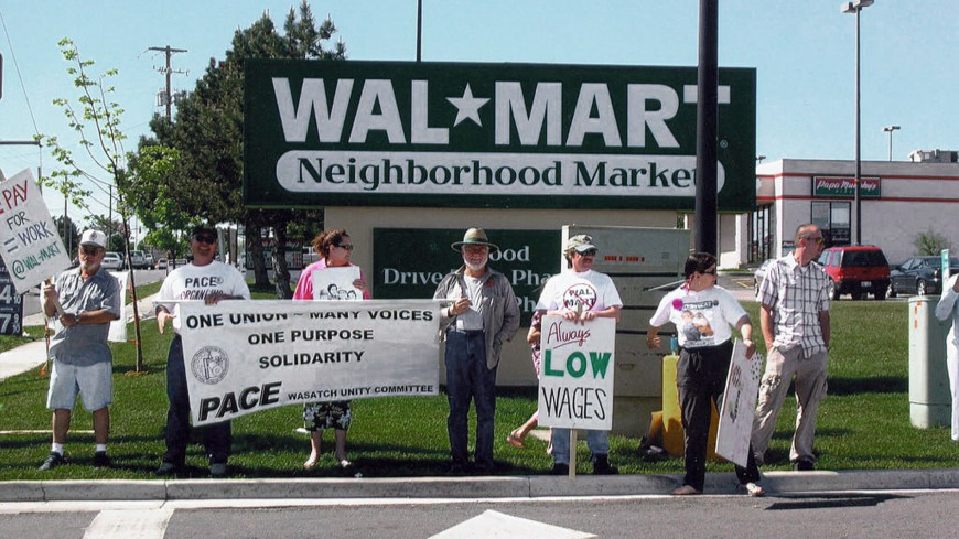 lean manufacturing wal mart The reshoring initiative and walmart launch effort to help suppliers reshore by glen white aug 26, 2015 top 10: lean manufacturing companies in the world.