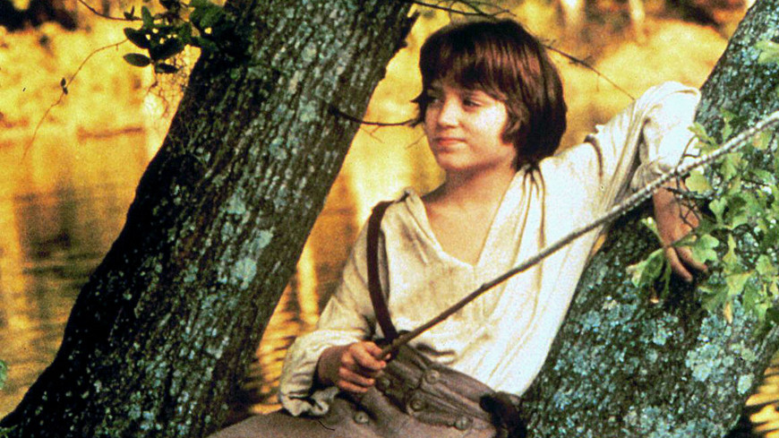 Film The Adventures Of Huck Finn Into Film