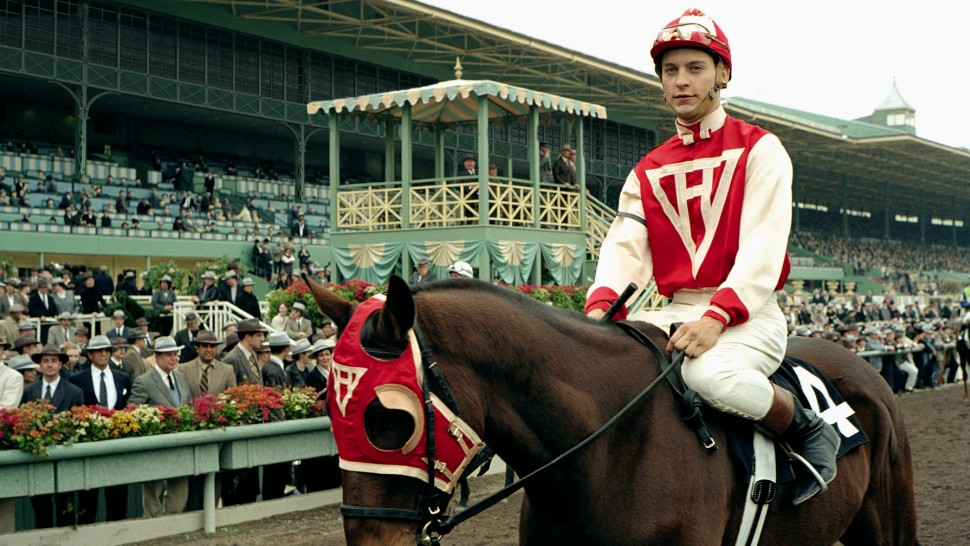 Amazoncom Seabiscuit Full Screen Tobey Maguire Jeff