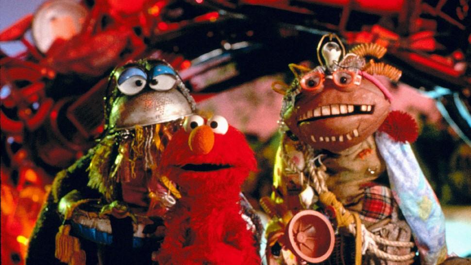 Film The Adventures Of Elmo In Grouchland Into Film