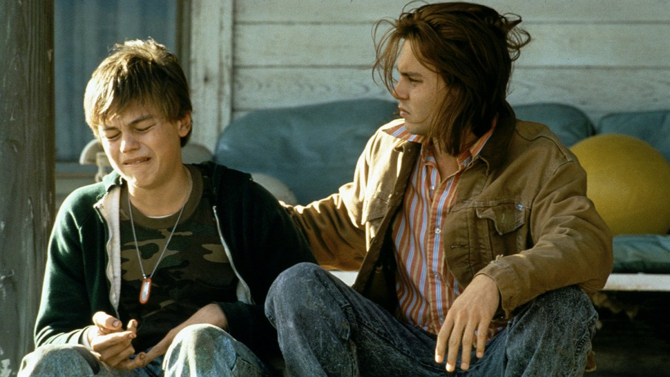 whats eating gilbert grape movie review