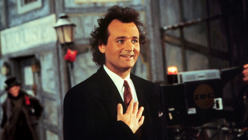 Film - Scrooged - Into Film