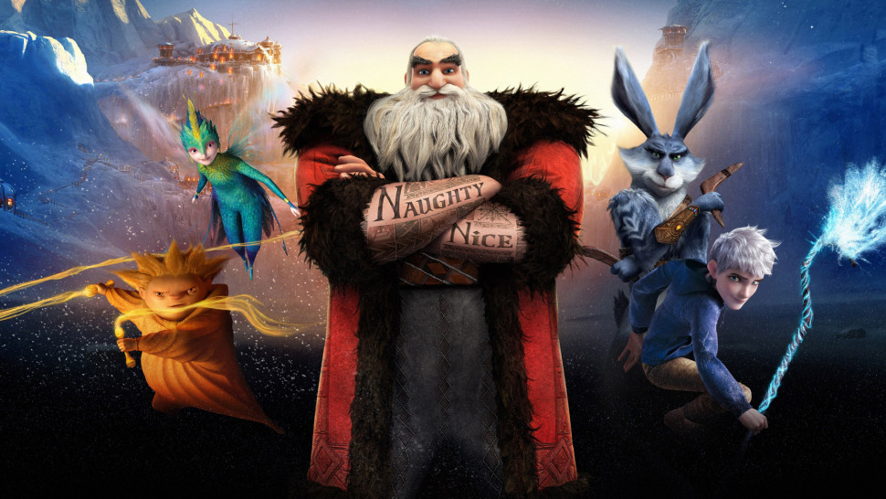 Film rise of the guardians into film - Pics of rise of the guardians ...