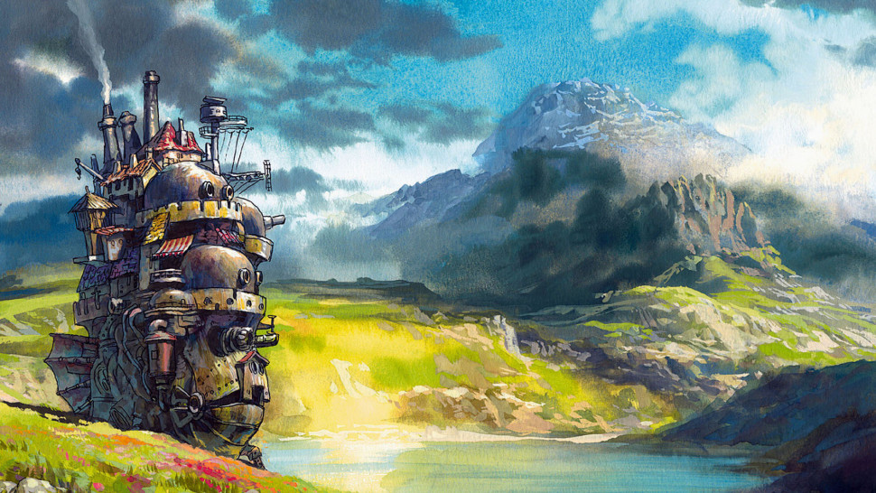 film howl s moving castle into film