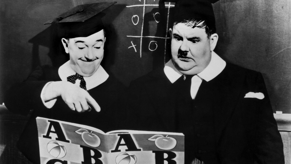 Laurel And Hardy - A Chump At Oxford And Related Shorts - No. 1