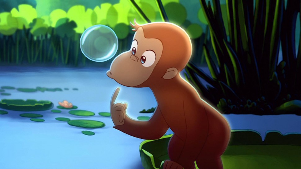 Film - Curious George - Into Film