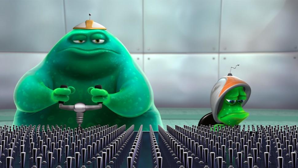 Pixar Shorts Volume 1: Lifted