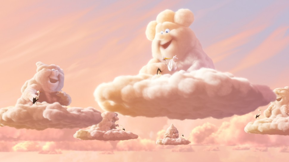 Pixar Shorts Volume 2: Partly Cloudy