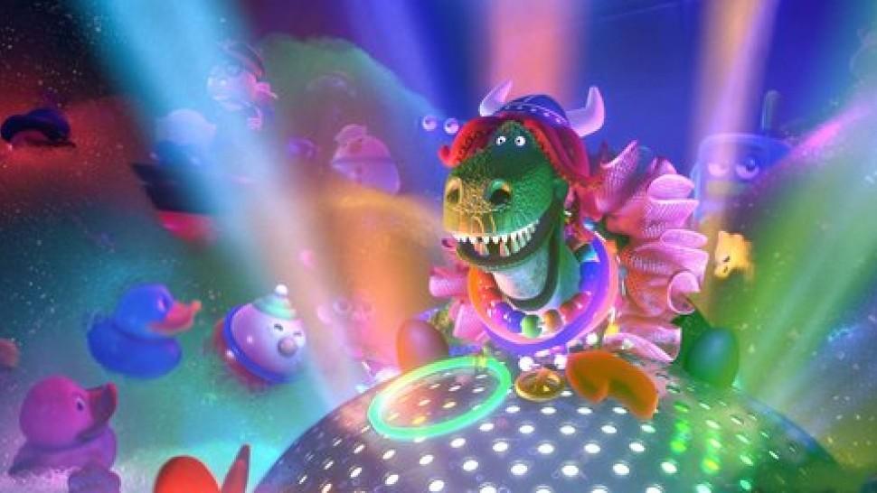 Pixar Shorts Volume 3: Partysaurus Rex