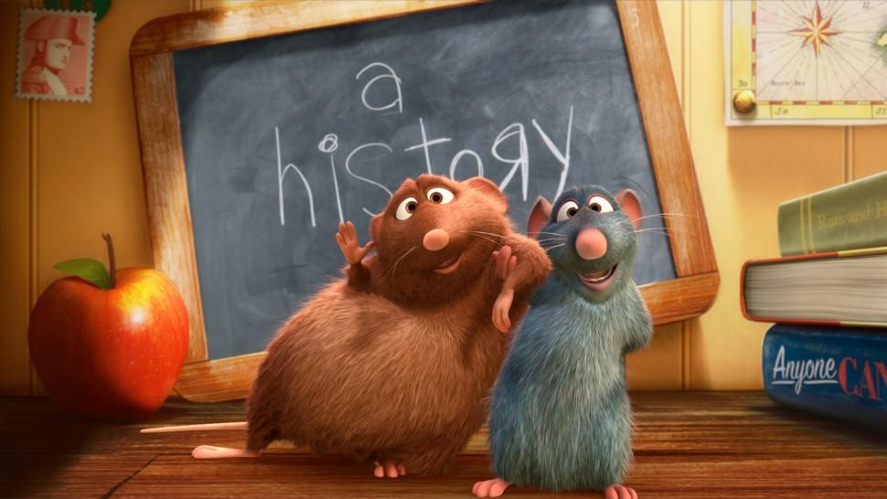 Pixar Shorts Volume 2: Your Friend The Rat