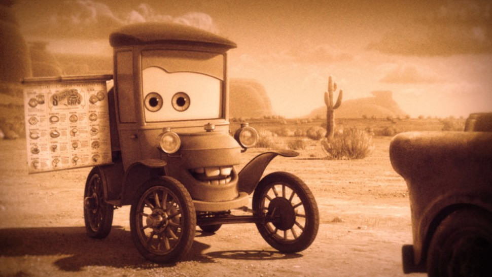 Pixar Shorts Volume 2: Time Travel Mater
