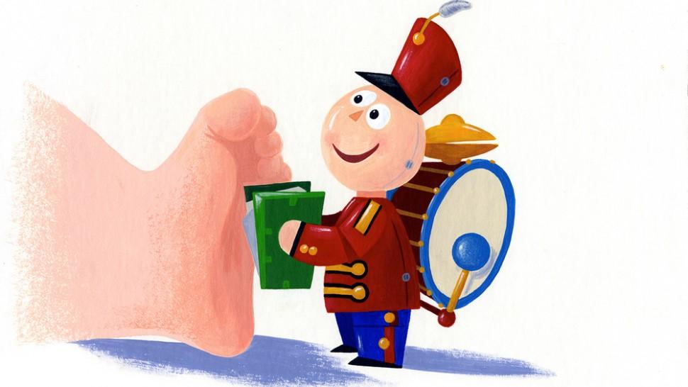 Pixar Shorts Volume 1: Tin Toy