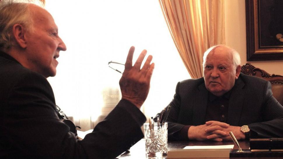 Meeting Gorbachev