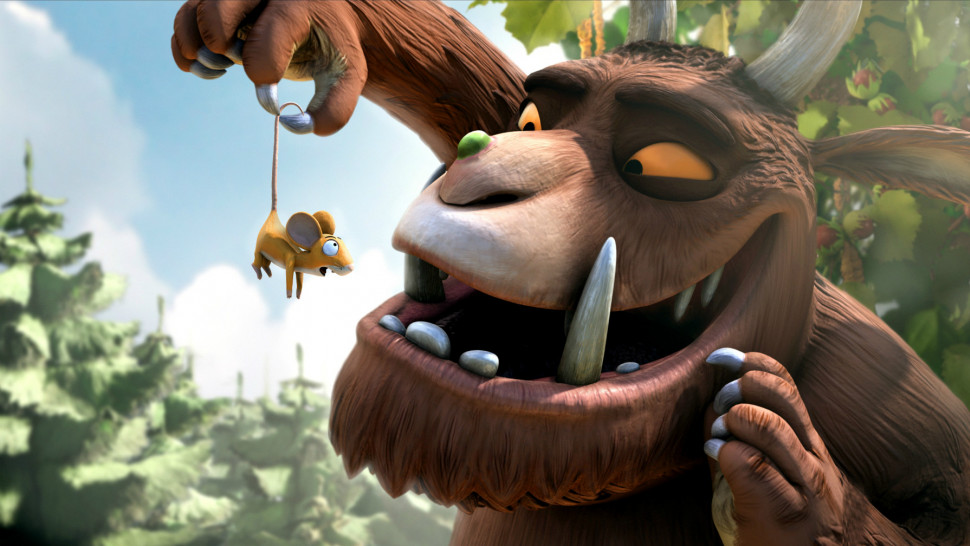 Double bill: The Gruffalo & Zog