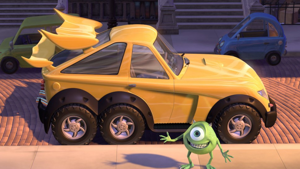 Pixar Shorts Volume 1: Mike's New Car